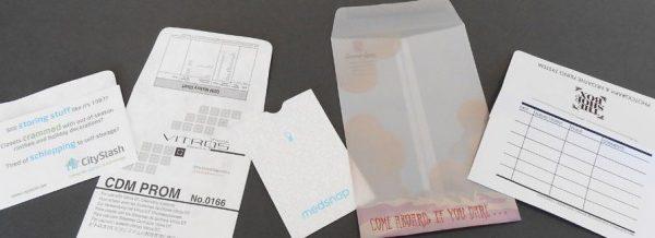 specialty envelope printing