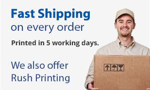 Free Shipping on Printed Envelopes