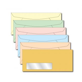 Colored Window Envelope Printing