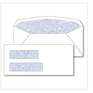 Envelope Printing #9 Double Window