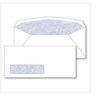 Envelope Printing No. 9 Window Security Tint