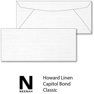 Stationary Envelope Printing