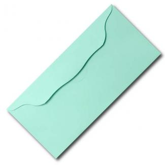 Church Offering Envelopes Green