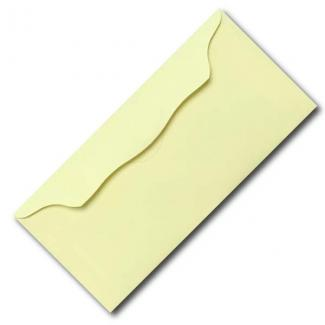 Church Offering Envelopes Yellow