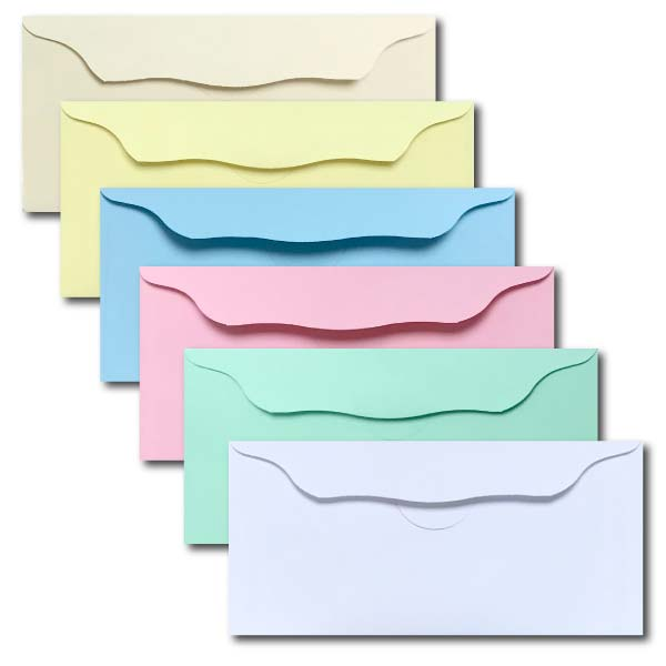 Church offering envelope colors